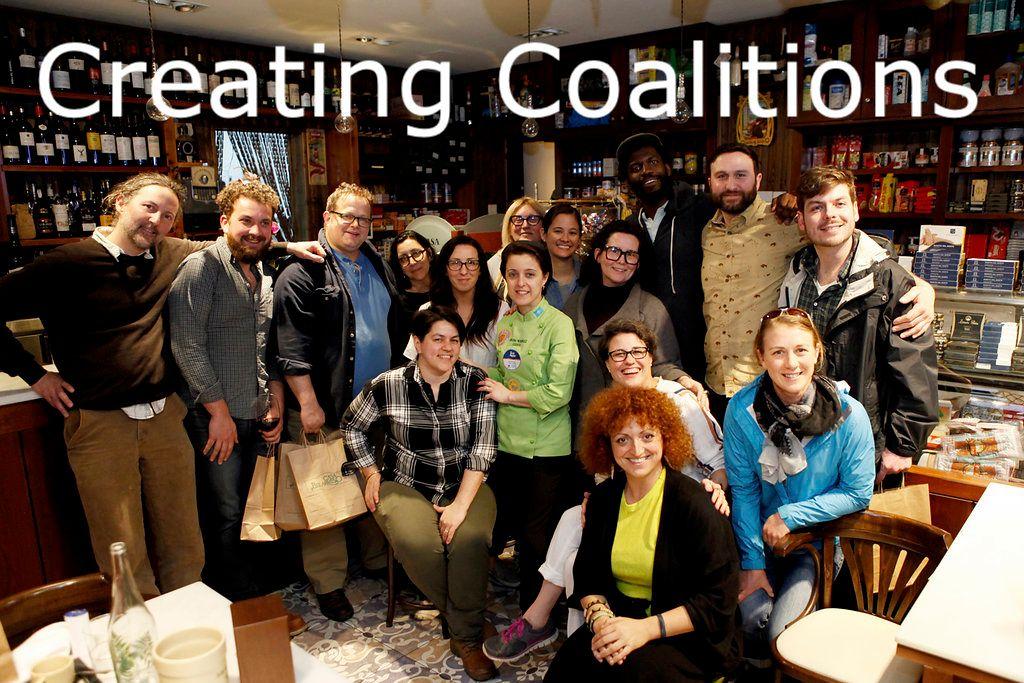Creating Coalitions