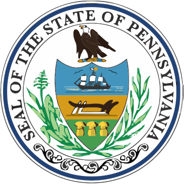 W32430 - Great Seal of Pennsylvania Wall Plaque