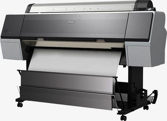 "Epson 9900 44"" Wide Format Printer"