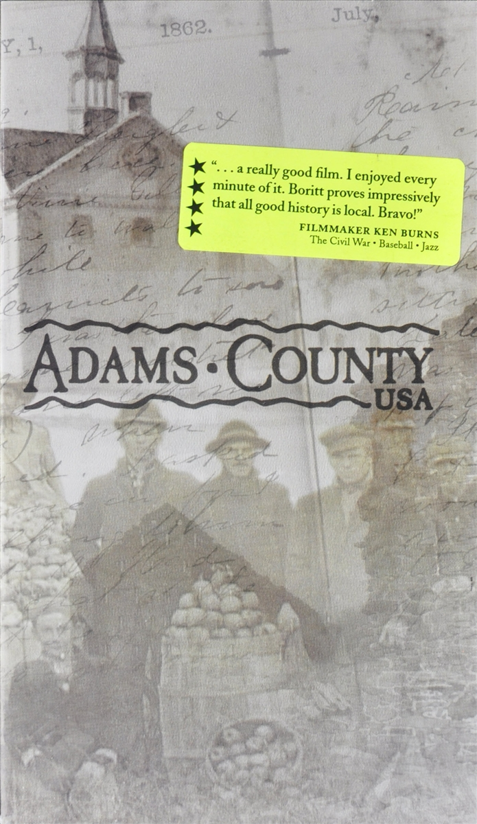 History of Adams County, PA VHS