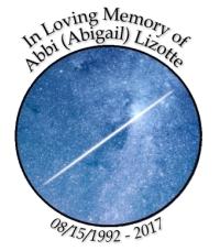 Abbi (Abigail) Lizotte
