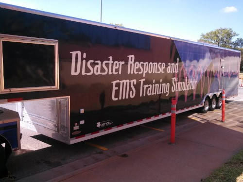 Disaster Respons Training Simulator