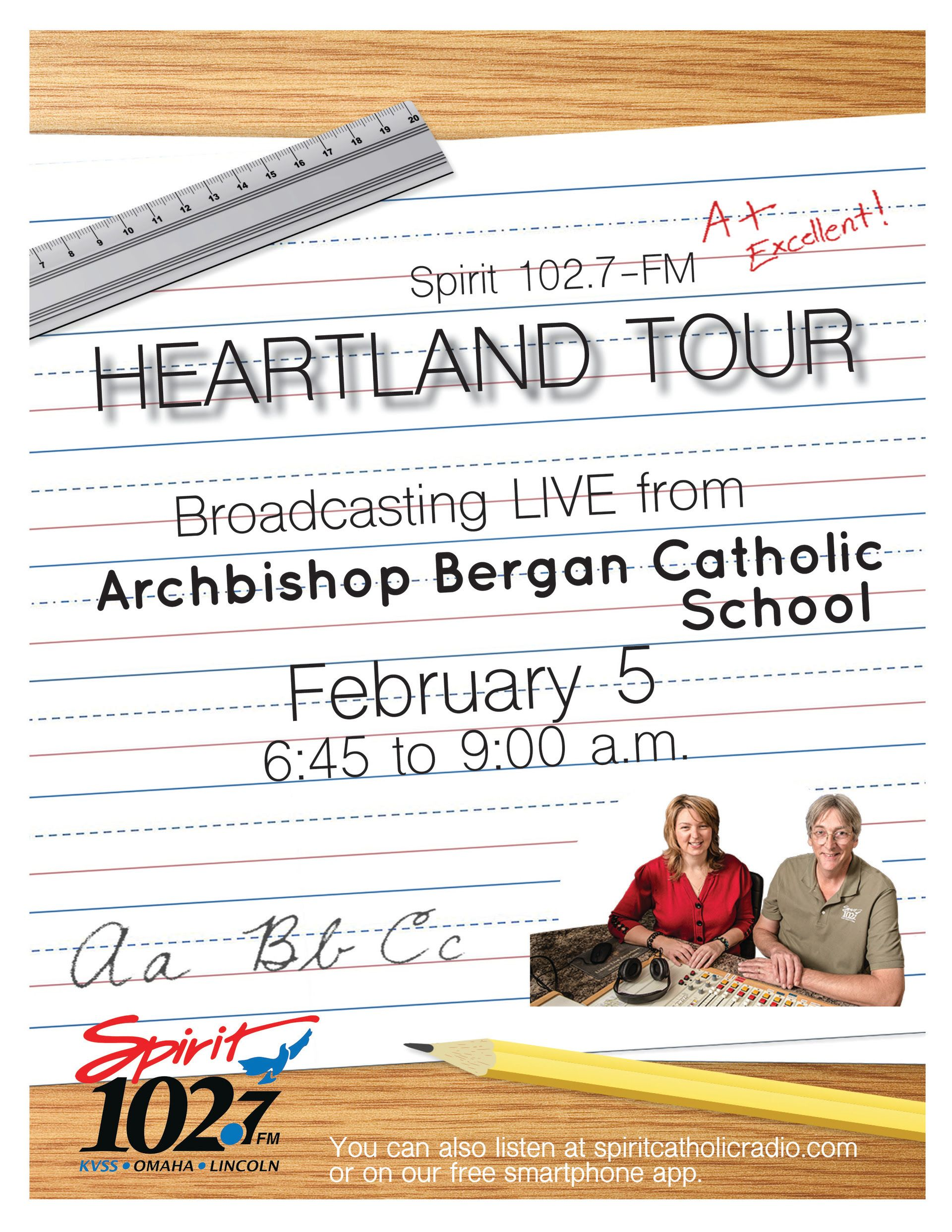 Spirit 102.7 - FM Heartland Tour