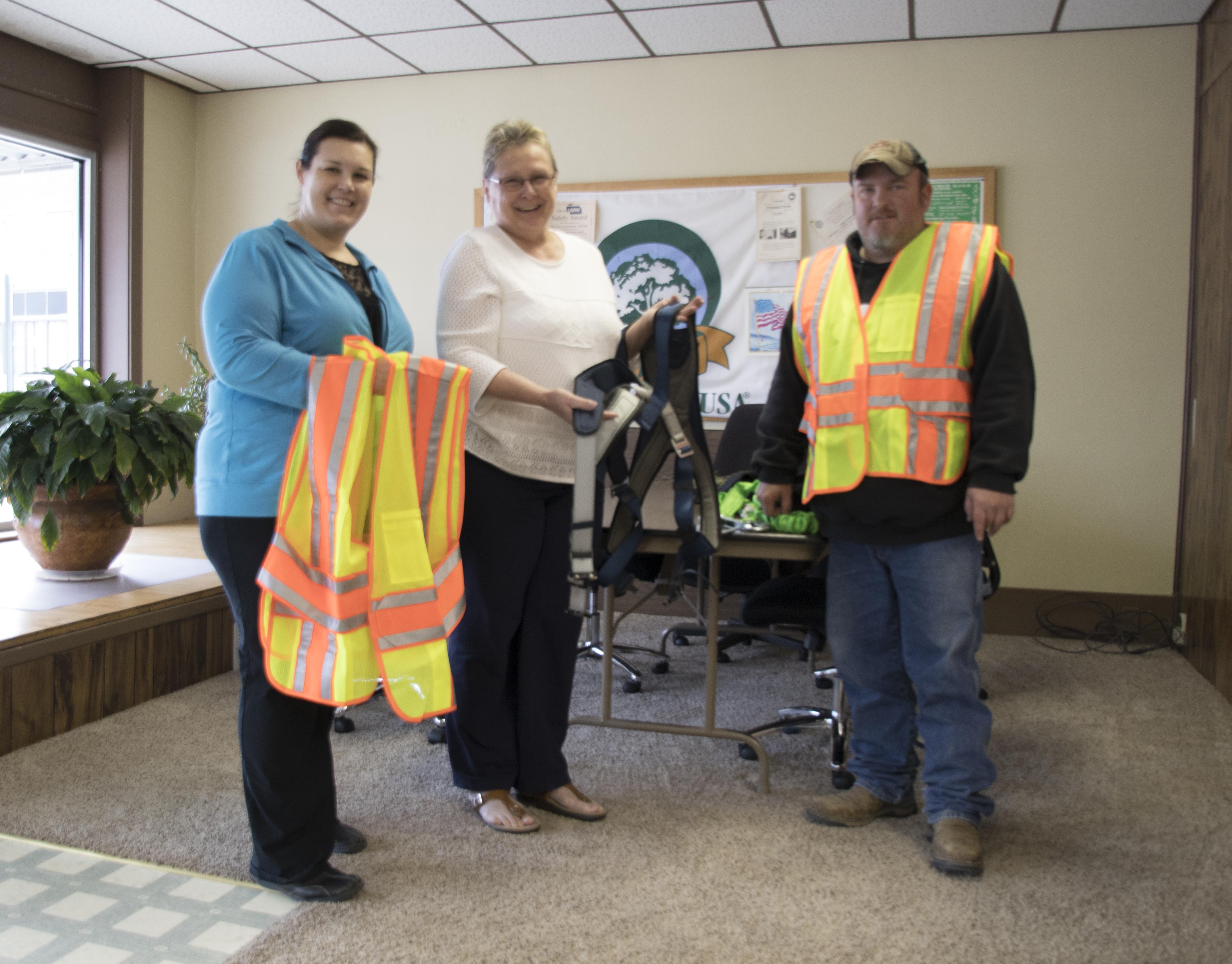Humboldt receives Safety Grant