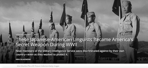 Japanese-American Linguists Became America's Secret Weapon During WWII