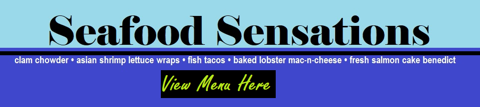 Sea-sational Seafood Selections