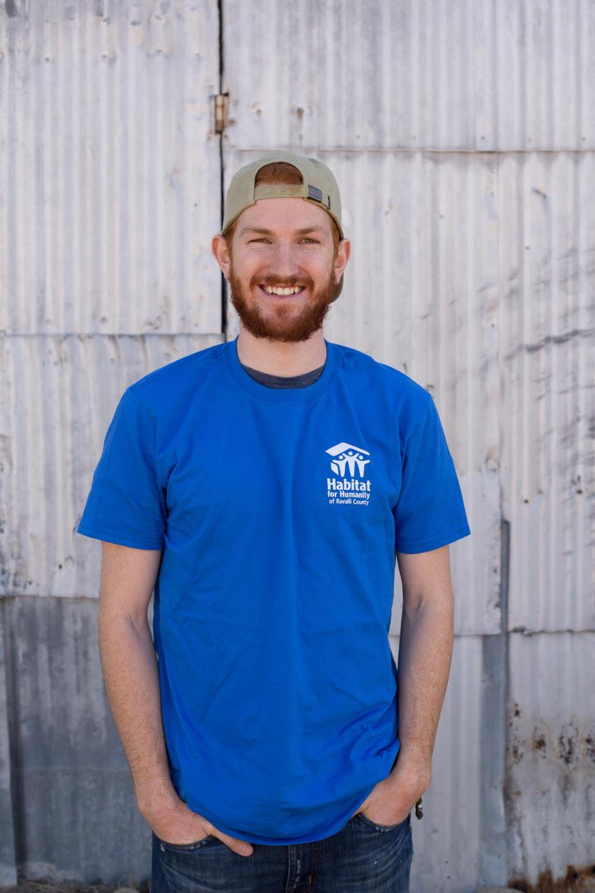 Adam Nelson - Donations Coordinator