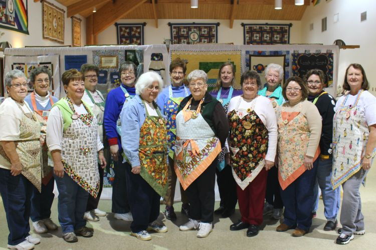 Woodland Quilters 2015