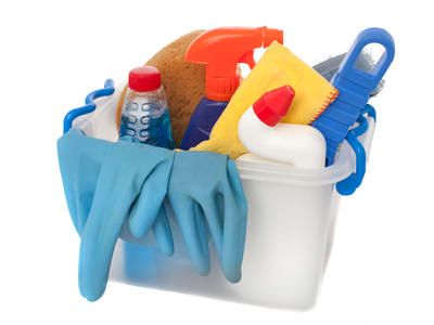 Top 10 Spring Cleaning Tasks