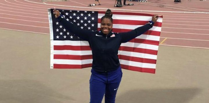 Meet Jessica Ramsey, CASA volunteer and Olympic athlete