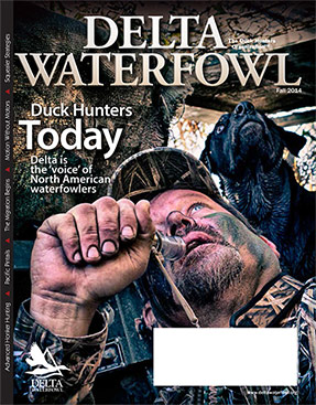 Fall Issue Focuses on Duck Hunters Today