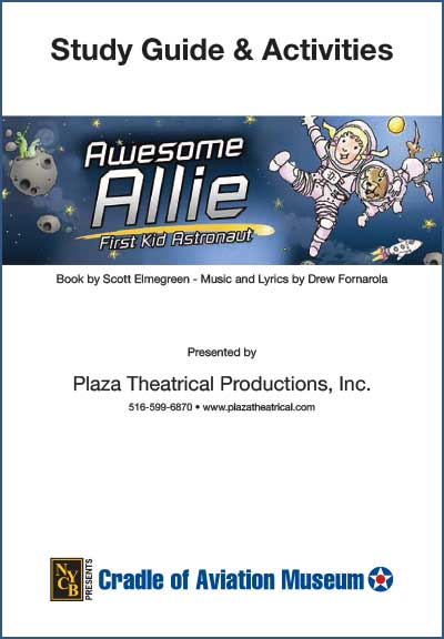 Awesome Allie Study Guide & Activities