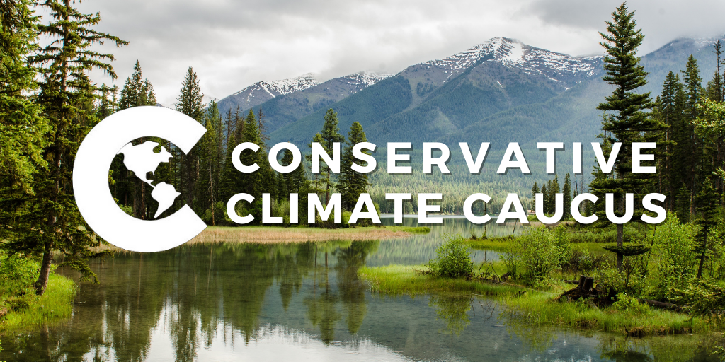 Launch of Conservative Climate Caucus Encourages More Climate Solutions