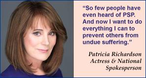 Patricia Richardson Testimonial