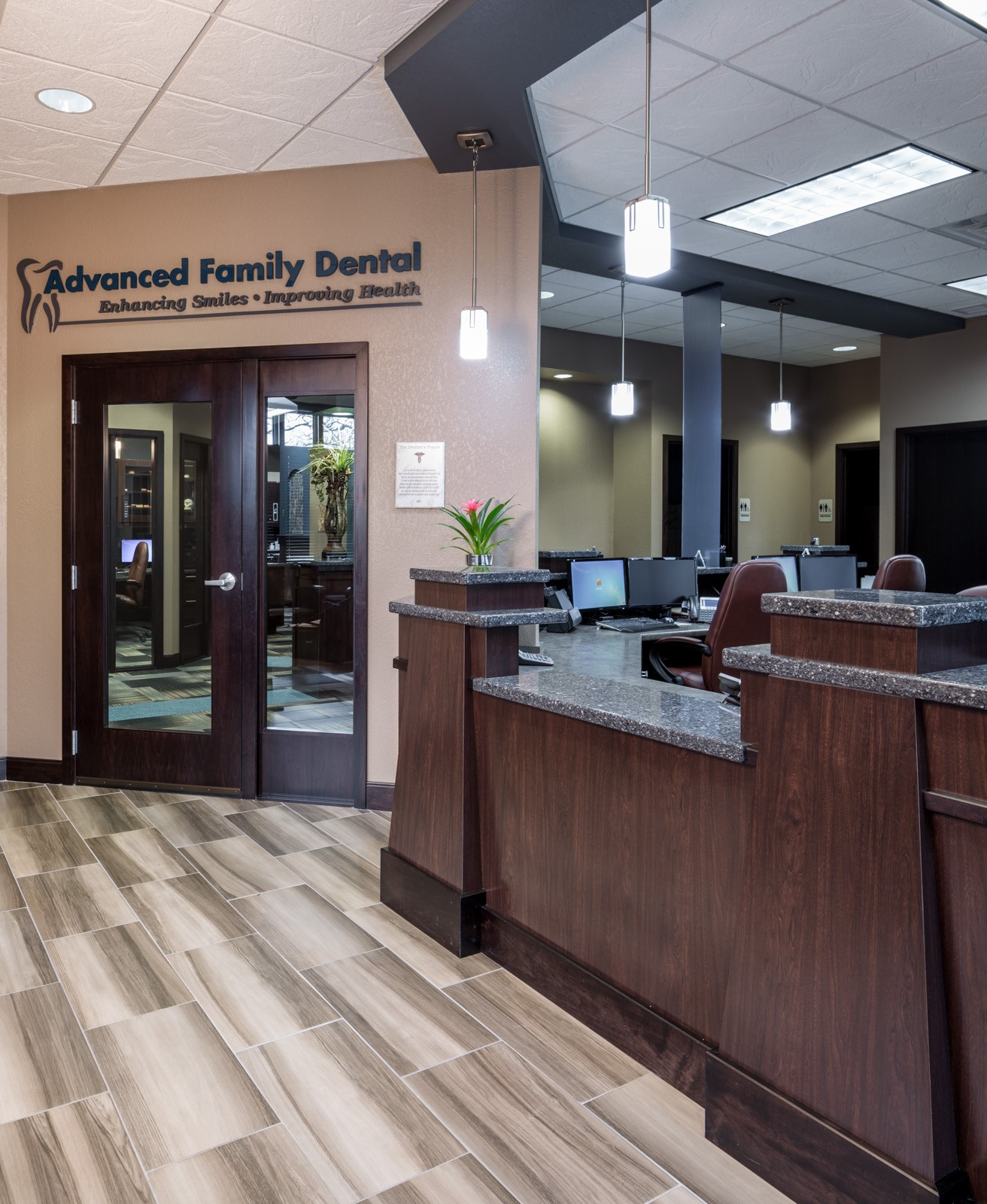 Dental Office Signs & Graphics