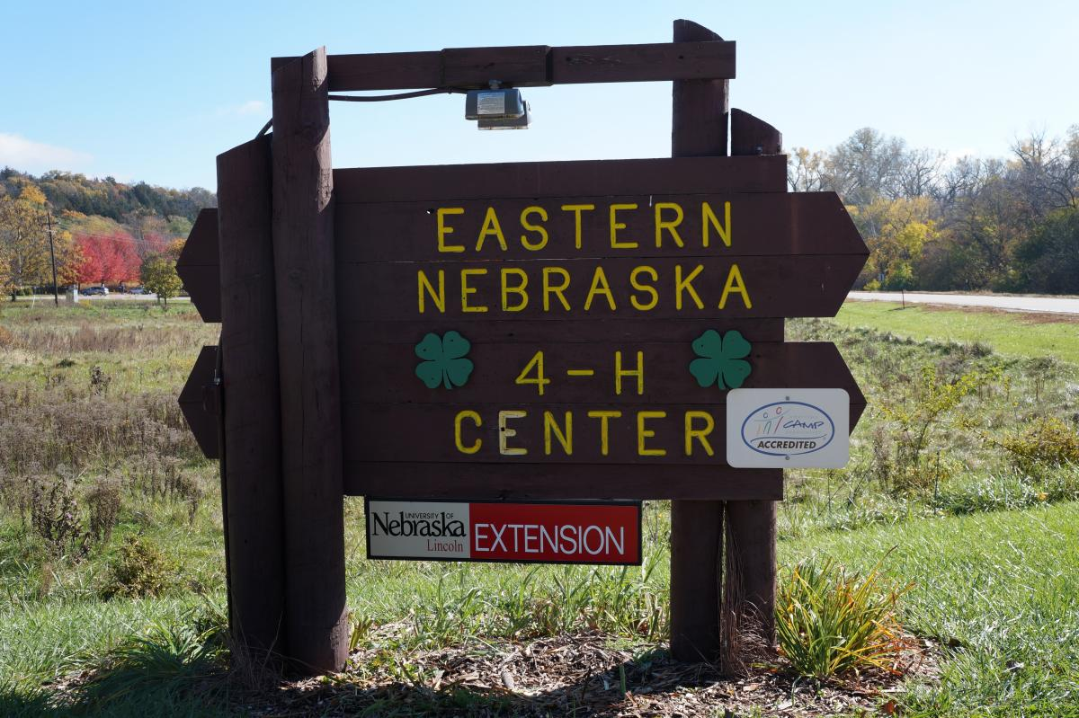 Eastern Nebraska 4 H Center