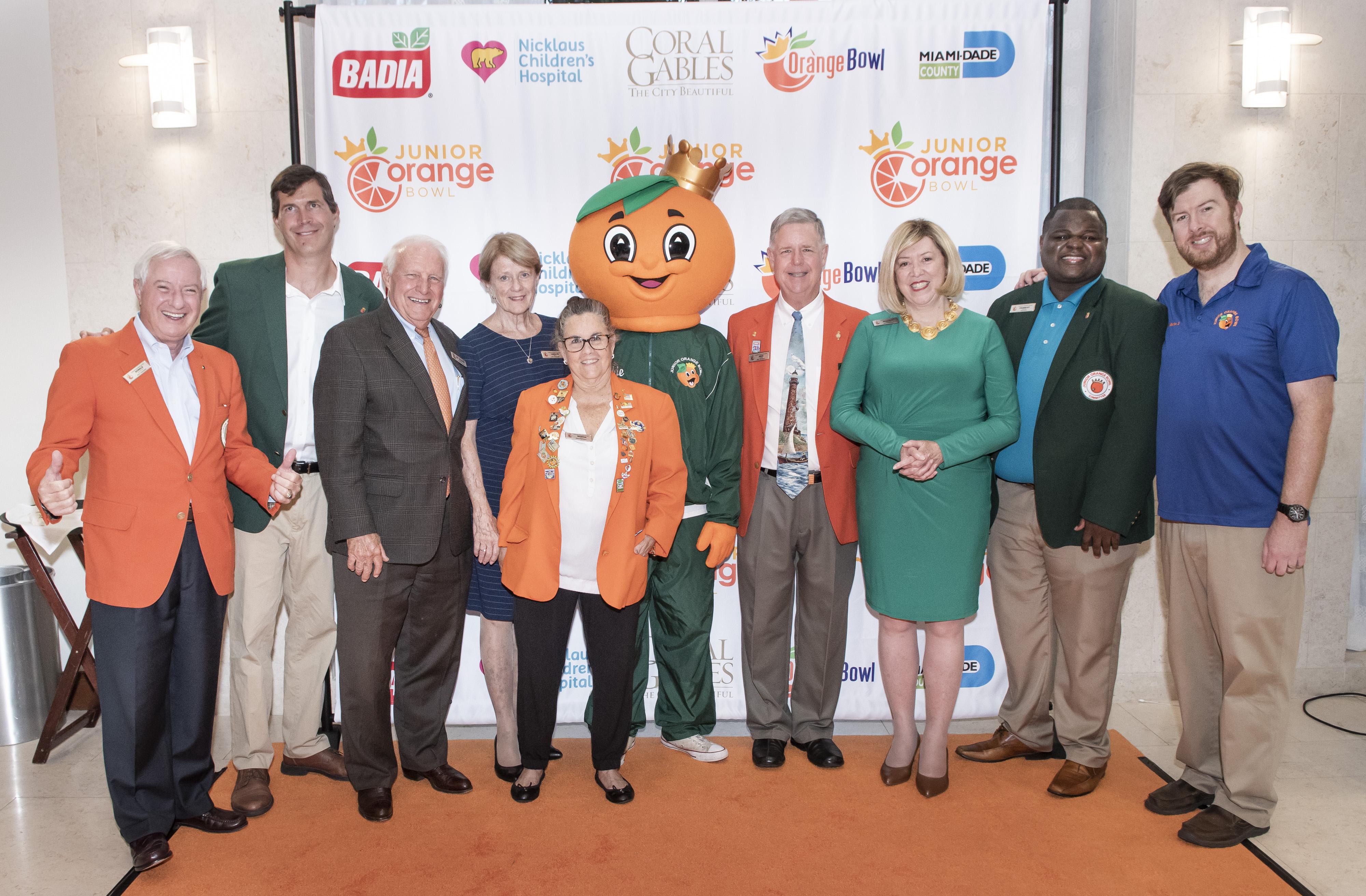 The Junior Orange Bowl Kicked off its 70-year Festival Season