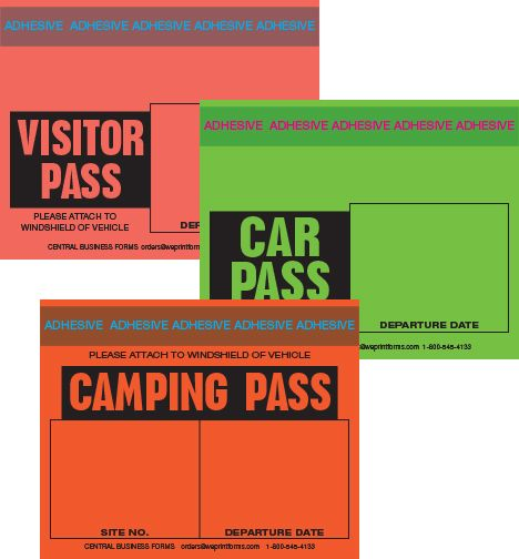 Taped Passes
