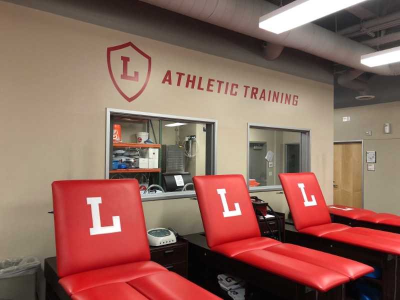 Vinyl Wall Lettering and Logos for Schools in Orange County