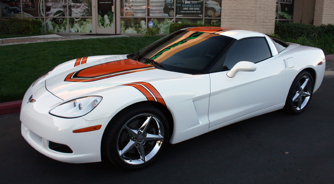 Corvette Stripes