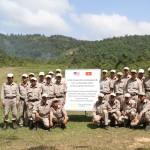 """Vietnam War Shells Found in Quang Tri Farm"""
