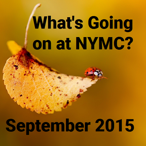What's Going On: September 2015