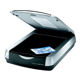 Epson Perfection 3200 Scanner