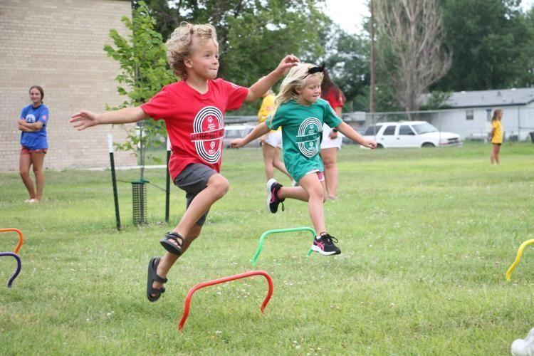 Little Feet Meet: North Platte Public Schools