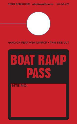 Boat Ramp Pass