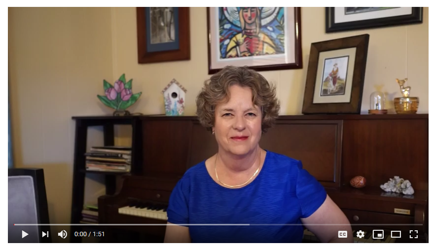 Watch Elizabeth Dierdorf on Why She Gives Monthly