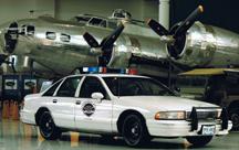 Community Safety Patrol Show Car Vehicle Magnet