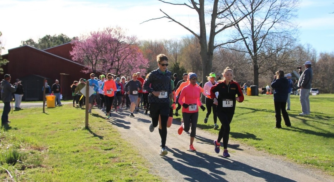 Register for the 2018 Arbor Day Run