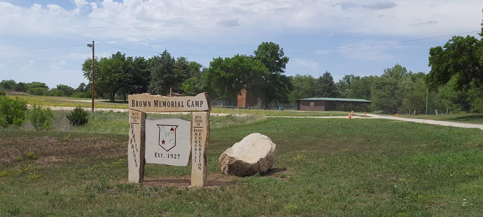 Brown Memorial Camp