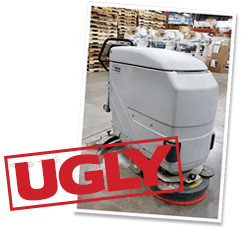 Ugly Floor Machine Example