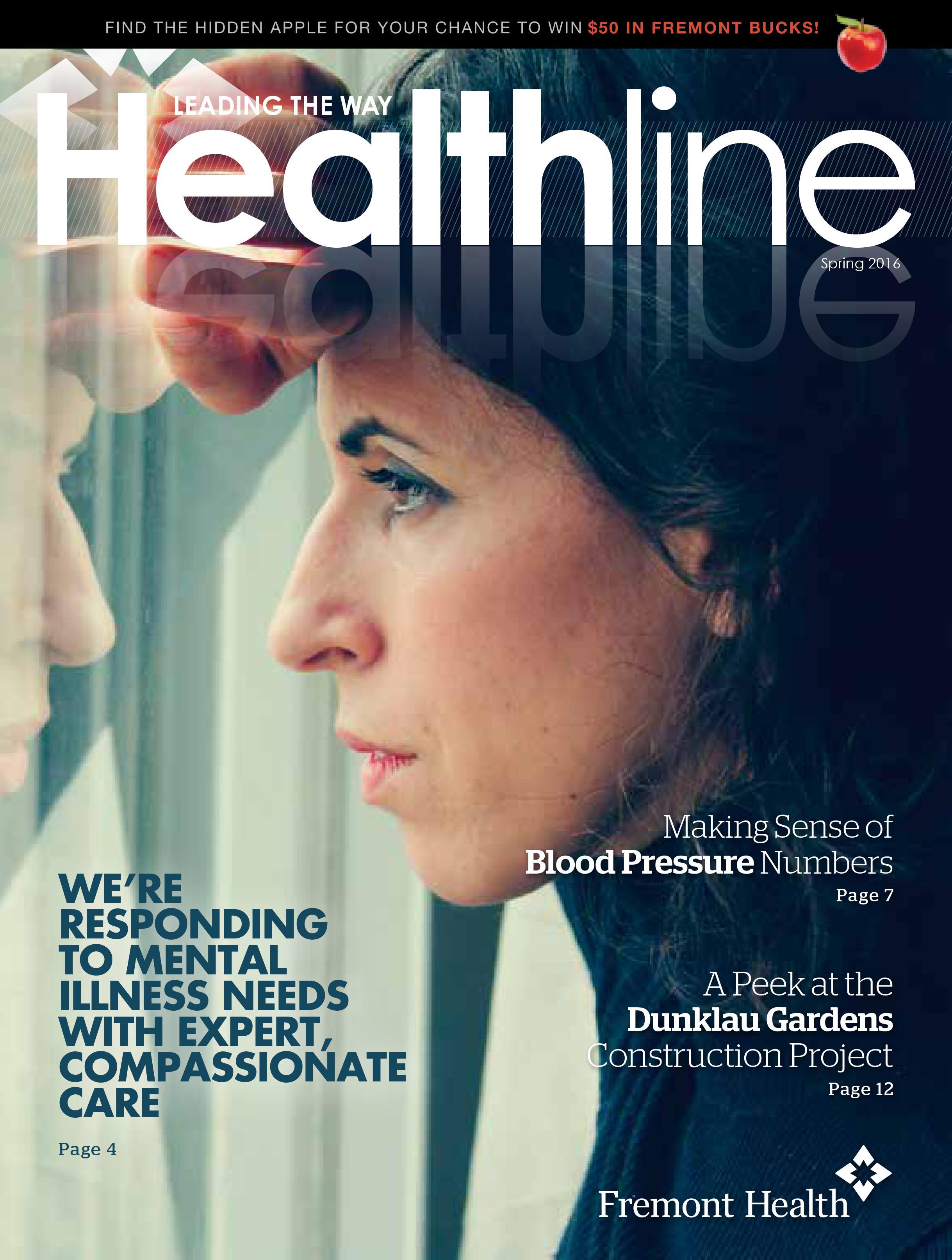 Healthline Spring 2016