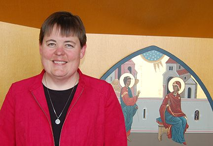 Sisters Announce the Election of Sister Nicole Kunze as Ninth Prioress