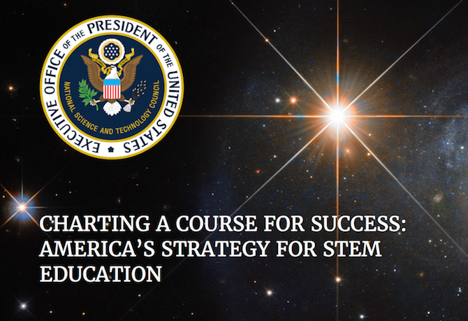Local STEM Ecosystems Is Top Priority in U.S. STEM Strategic Plan for 2019-2025