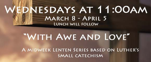 Lent Midweek 2017