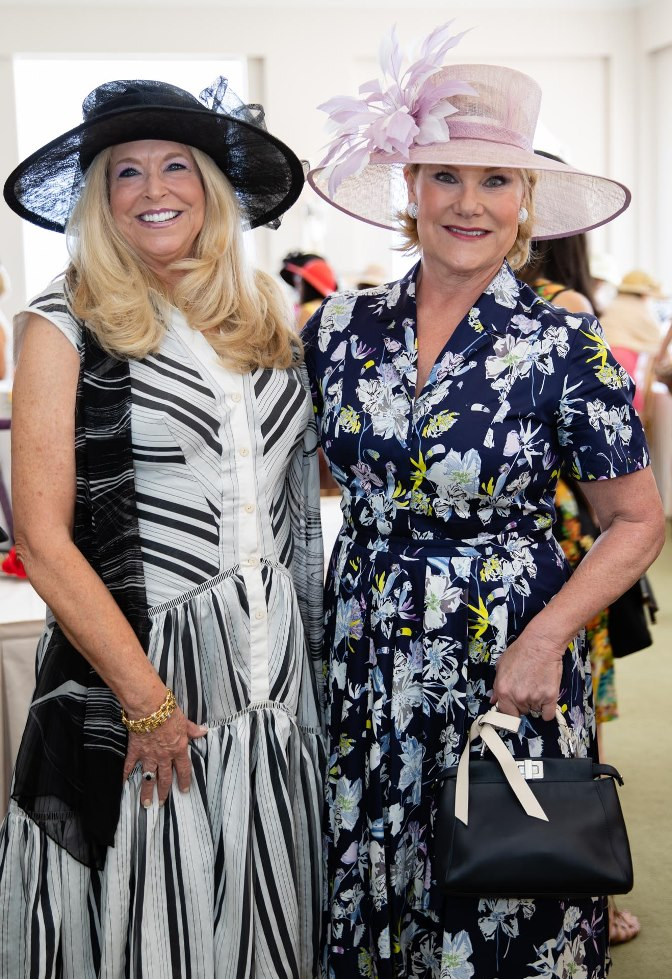 Karen Swanson & Tammy Pompea