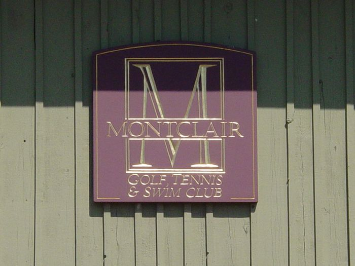 Montclair Community Sign
