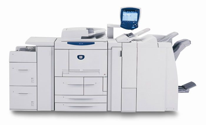 Xerox Docucolor 550 Digital Press