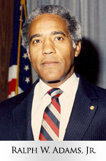 Mr. Ralph W. Adams, Jr.