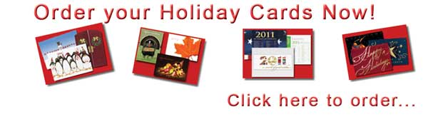 Click Here to Order Holiday Cards