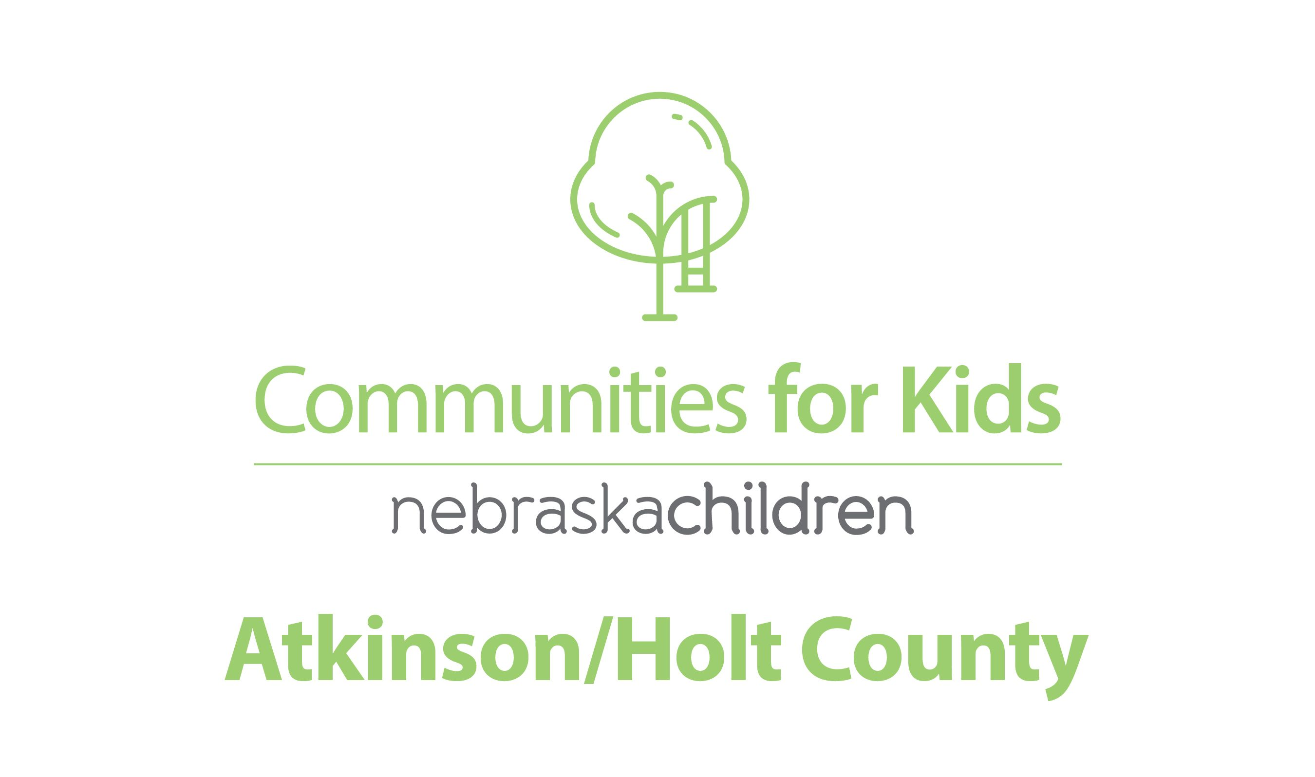 Atkinson/Holt County C4K/C4K+ Community Work Plan
