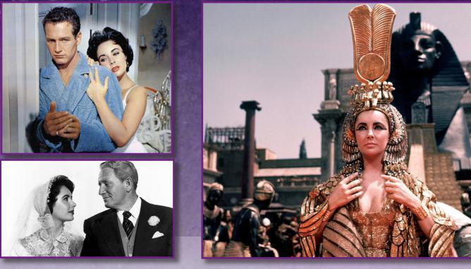 """CHANGE! Film Talks: """"Elizabeth Taylor: The Violet Beauty"""""""