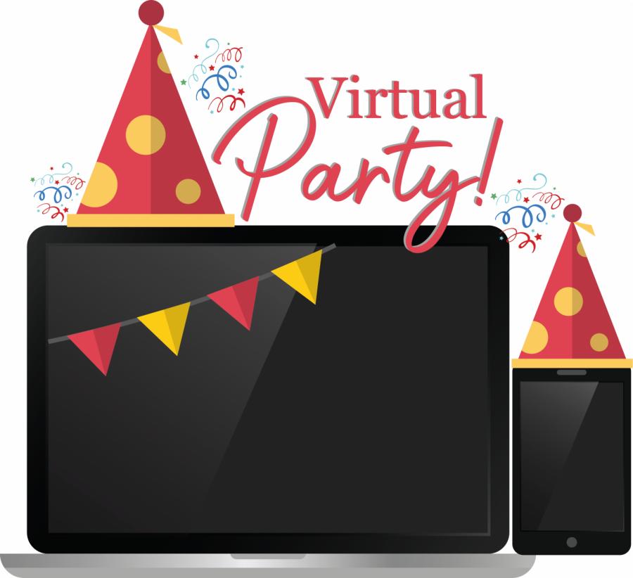 Virtual Happy Hour - Theme: Viviendo en cuarentena