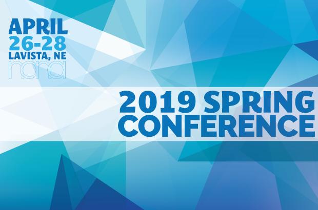 2019 NANA Spring Conference