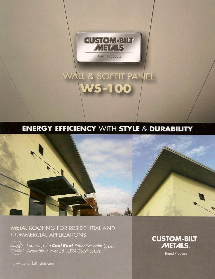 Sales Sheet: WS-100