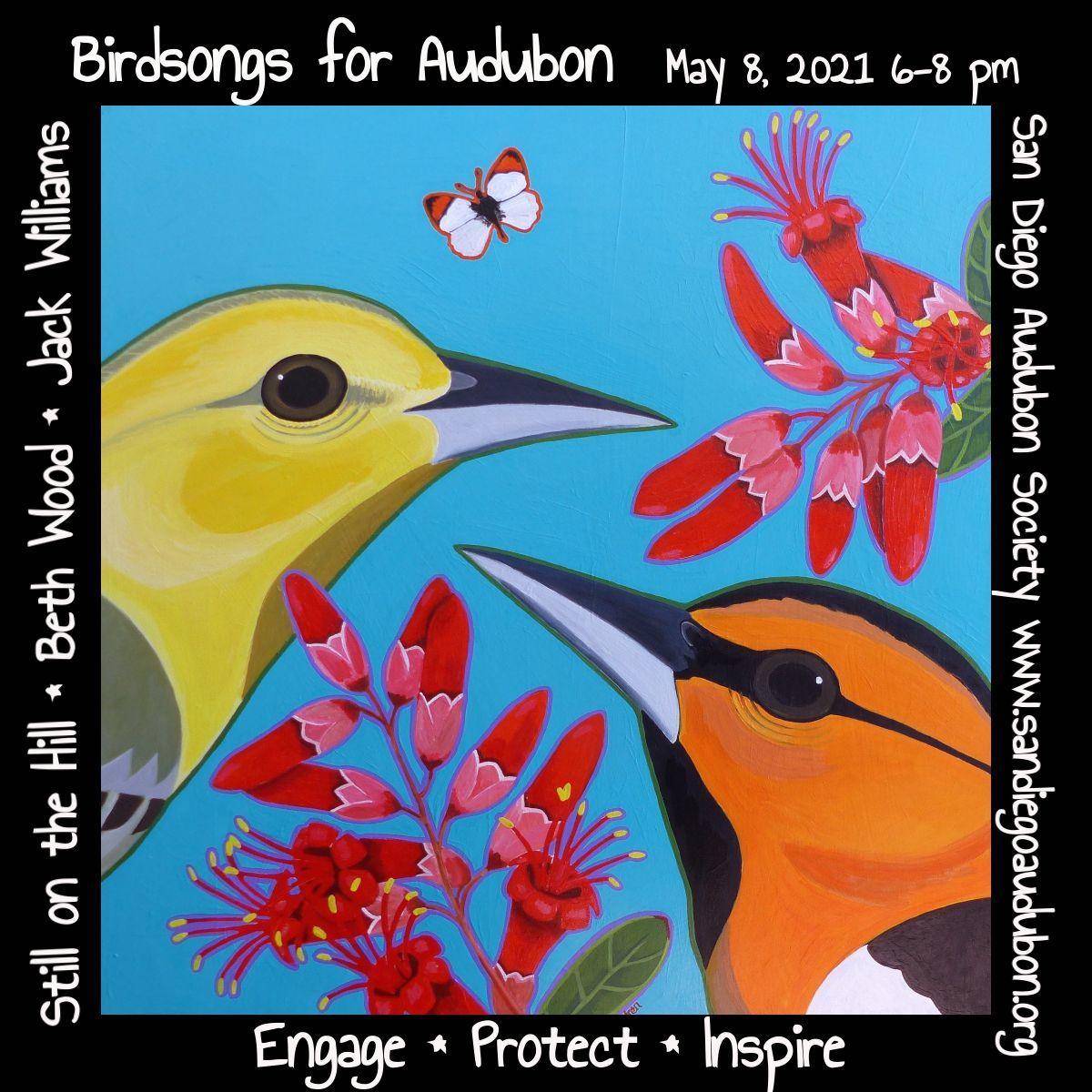 Birdsongs for Audubon
