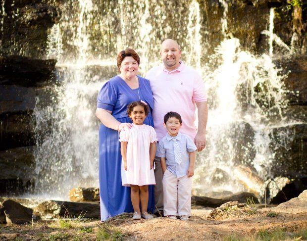 The Morrow Family